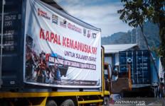 ACT Sumbar Kirim 70 Ton Bantuan untuk Korban Gempa Sulbar - JPNN.com