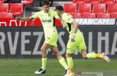 Hasil Liga Spanyol: Atletico Perlebar Jarak dari Peringkat Kedua - JPNN.com