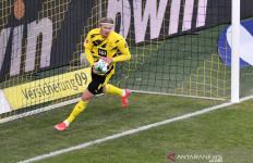 Untung Ada Haaland, Dortmund Terhindar dari Kekalahan - JPNN.com