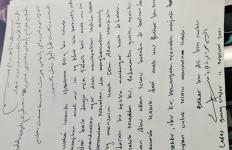 Dari Lapas Gunung Sindur, Bahar bin Smith Tulis Surat Khusus Buat Habib Rizieq, Terharu - JPNN.com
