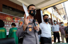 Kombes Imran Amir Beber Fakta Baru Apotek Jual Obat Aborsi di Padang - JPNN.com