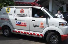 Lazismu Salurkan DonasiKonsumen Alfamart Rp 3miliar - JPNN.com