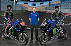 Yamaha Kenalkan Motor Baru untuk Berlaga di MotoGP 2021, Begini Tampilannya - JPNN.com