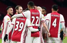 Hasil Liga Belanda: PSV Semakin Sulit untuk Mengkudeta Ajax - JPNN.com
