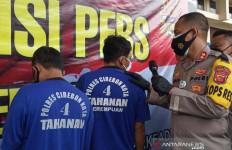 Polisi Tembak Dua Pencuri Spesialis Mobil Lintas Provinsi - JPNN.com