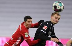 Bayern Berjuang Keras Kejar Ketinggalan 2 Gol di Kandang Sendiri - JPNN.com