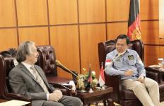 Bertemu Sultan Najamudin, Begini Harapan Dubes Afganistan Untuk Indonesia - JPNN.com