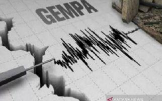 Gempa Bumi Sempat Guncang Papua Barat