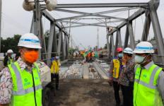 Jembatan Rambun Amblas, Pak Ganjar Langsung Menuju Lokasi - JPNN.com