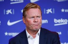 Pengakuan Jujur dari Ronald Koeman Setelah Barca Dibantai PSG - JPNN.com