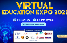 Jangan Sampai Ketinggalan Cari Beasiswa di International Virtual Education Expo 2021, Catat Tanggalnya! - JPNN.com