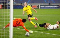 Berkat Erling Haaland, Dortmund Berjaya di Kandang Sevilla - JPNN.com