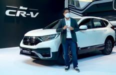 Honda CR-V 2021, Odyssey, dan Brio RS Spesial Edition Mengaspal di Indonesia, Harganya? - JPNN.com