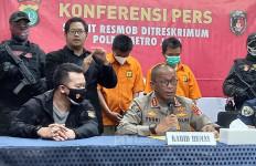 Kombes Yusri Beber Modus Pelaku Penjambretan Kalung Emas Milik Bocah di Kebagusan - JPNN.com