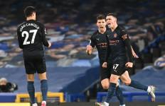 Pukul Everton, Manchester City Makin Kukuh di Puncak Klasemen - JPNN.com