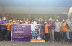 PT Propan Raya-UPT Kayu Gelar Pelatihan untuk IKM - JPNN.com