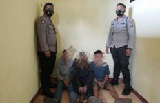 Garap Anak di Bawah Umur Secara Bergilir, Tiga Pemuda Sontoloyo Ini Akhirnya Ditangkap - JPNN.com