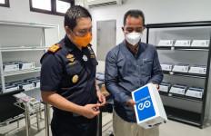 Dukung Produksi GeNose C19, Bea Cukai Siap Berikan Fasilitas Percepatan Layanan Importasi - JPNN.com