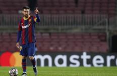 Manchester City Bantah Rumor soal Messi - JPNN.com