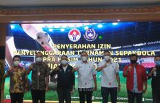Izin Piala Menpora 2021 Sudah di Tangan PSSI, Tetapi Ada Hal yang Masih Dikhawatirkan - JPNN.com