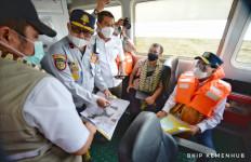 Presiden Jokowi Sudah Tentukan Target, Menhub BKS Langsung Tinjau Lokasi Proyek Pelabuhan Baru di Sumsel - JPNN.com