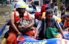 Innalillahi, Sutarno Meninggal Dunia Setelah Terjebak Banjir di Pasar Minggu - JPNN.com
