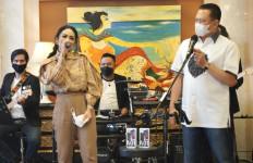 Bareng Krisdayanti, Bamsoet Undi Giveaway dan Sosialisasi 4 Pilar MPR RI - JPNN.com