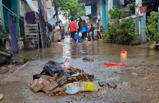 29 RT di DKI Jakarta Masih Terendam Banjir - JPNN.com