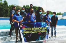 Buaya Besar Sering Muncul, Ditpolairud Latihan Menyelam di Kolam Buatan - JPNN.com