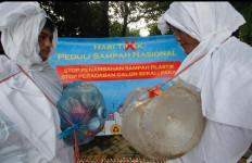 Peringati Hari Peduli Sampah Nasional 2021, Mahasiswa Universitas Budi Luhur Gelar Aksi Teatrikal - JPNN.com