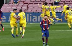 Astaga! Barcelona Ditahan Tim Papan Bawah Saat Messi Ukir Sejarah - JPNN.com