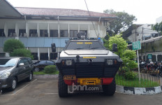 Sebegini Ketatnya Pengamanan Jelang Sidang Gugatan Habib Rizieq - JPNN.com