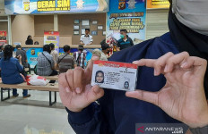 Resmi, Bikin SIM Bisa Lewat Hp Mulai 12 April, Simak Nih Langkah-langkahnya - JPNN.com