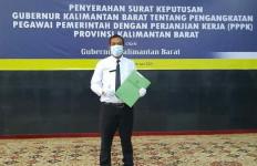 Pimpinan Honorer K2 Terima SK PPPK, Menyebut Gaji, Ingat Tenaga Teknis Administrasi - JPNN.com