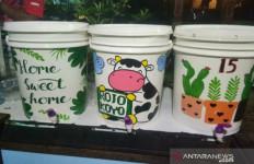 Tempat Cuci Tangan dari Limbah Kaleng Jadi Bisnis yang Tetap Eksis saat Pandemi - JPNN.com