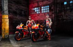 Repsol Honda Luncurkan Motor Anyar untuk Berlaga di MotoGP 2021, Intip Spesifikasinya - JPNN.com