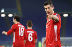 Mengerikan, Bayern Muenchen Mengamuk di Kandang Lazio - JPNN.com