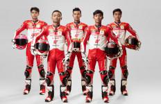 AHM Kenalkan 12 Pembalap yang Turun di Ajang Balap Asia Hingga Dunia - JPNN.com