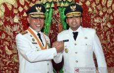 Usai Dilantik Jokowi, Mahyeldi dan Ansar Ahmad Ingin Fokus Menangani Pandemi Covid-19 - JPNN.com