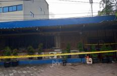 Oknum Polisi Menembak Anggota TNI, Begini Kondisi Terkini Kafe RM Cengkareng - JPNN.com