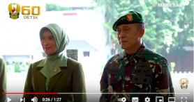 Daftar Nama 43 Pati TNI AD Terkena Mutasi Termasuk Mayjen Bakti Agus Menjadi Wakasad