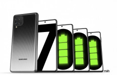 Galaxy M62 Muncul di Situs Resmi Samsung, Begini Spesifikasinya - JPNN.com