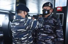 Sah, KSAL Laksamana Yudo Resmi Menjadi Warga Kehormatan Hidros-Oseanografi - JPNN.com