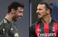 Reuni Ibrahimovic dengan Manchester United - JPNN.com