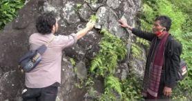 Mengenal Geosite Batu Basiha, Warisan Purbakala yang Diakui UNESCO