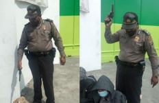 Inilah Kronologi Aksi Koboi Oknum Polisi Iptu Mustofa yang Viral di Medsos - JPNN.com