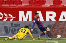 Peran Messi saat Bawa Barca Naik ke Peringkat Kedua - JPNN.com