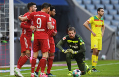 Bayern Akhiri Krisis Kecil, Dortmund, Wolfsburg dan Stuttgart Menang - JPNN.com