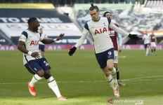 Gareth Bale 2 Gol, Tottenham Bungkam Burnley 4-0 - JPNN.com