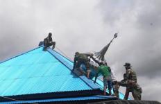 Anggota Kala Hitam TNI Tinggalkan Kenangan Luar Biasa di Senggi Keerom - JPNN.com